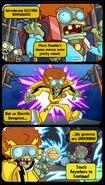 Electric Boogaloo's new comic strip