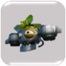 Rocket Drone Emoticon