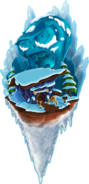 Frostbite Caves World Map Icon