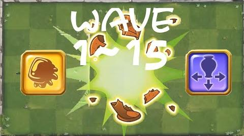 Vasebreak Endless Wave 1 ~ 15