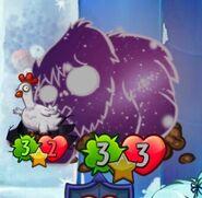 Giant Cosmic Yeti Activating Ability