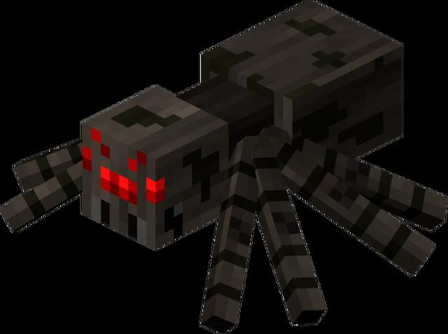 File:Minecraft-Spider.png