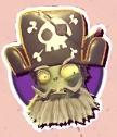 O'l deadbeard badge