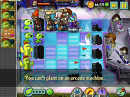 Can't Plant on Arcade