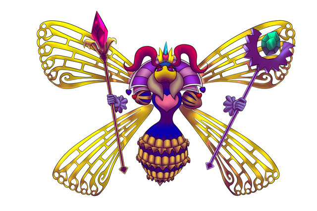 File:3 28 2014 queen sectonia by wherestarscollide-d7bymdd.png