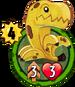 Bananasaurus RexH