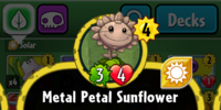 Metal Petal Sunflower/Gallery