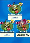 Double Snorkel Zombie