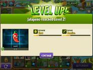 Jalapeno Level2
