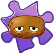 Hot Potato Puzzle Piece