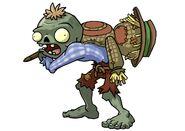 PVZIAT Scarecrow Zombie Concept Art