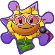 Birthsunflower Puzzle Piece