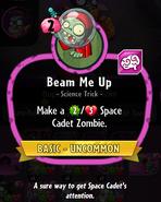Beam Me Up description