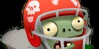 Football Zombie (PvZA)
