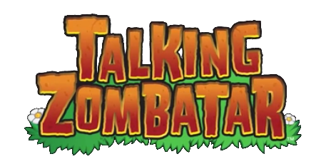 File:Talking Zombatar logo.png