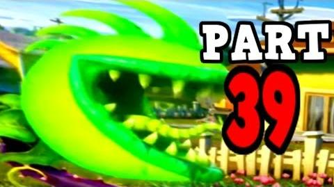 Plants vs Zombies Garden Warfare - Toxic Chomper New Abilities Gameplay Walkthrough (PC Xbox One)