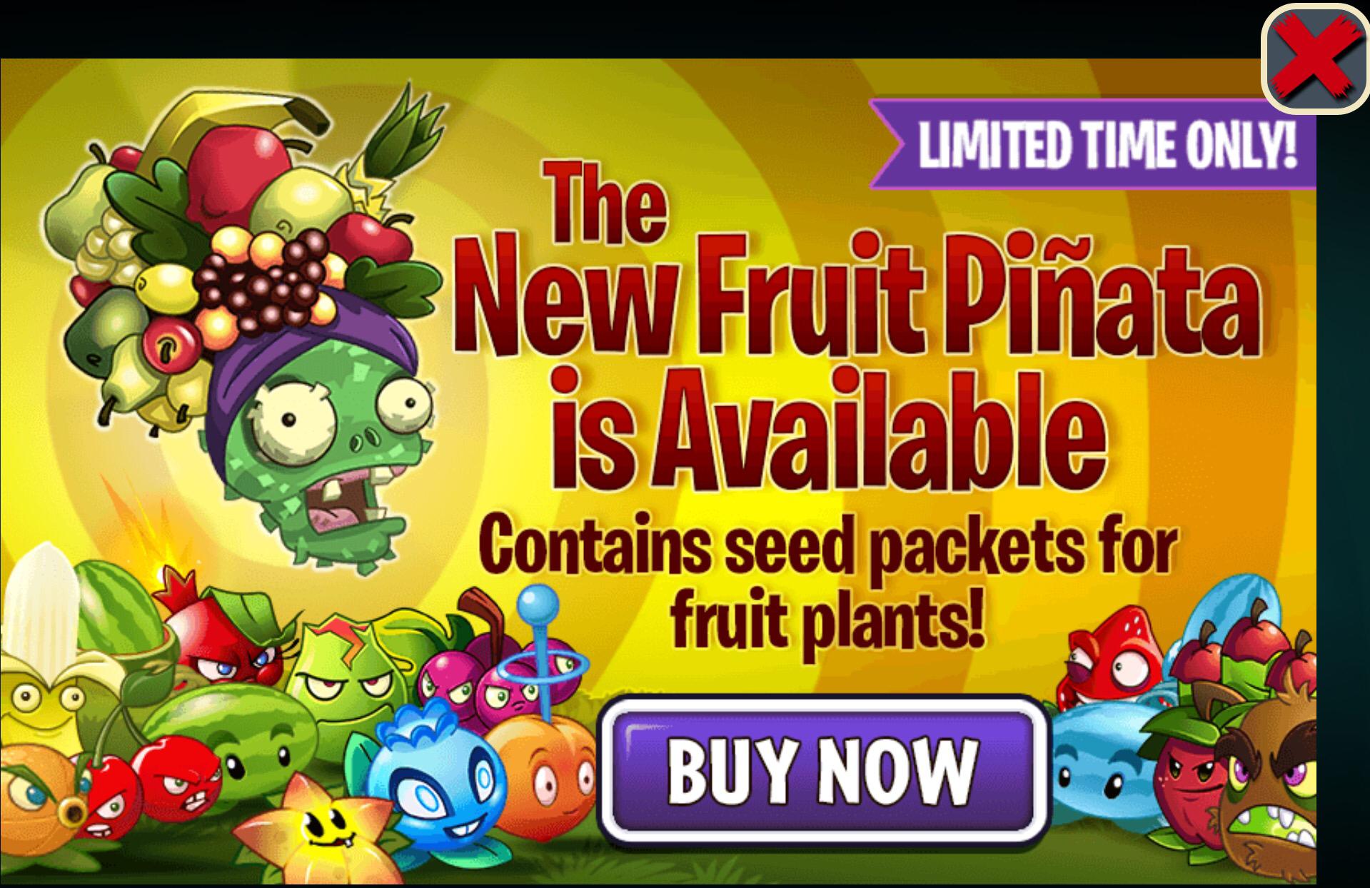 Fruit vs zombies - Full Resolution