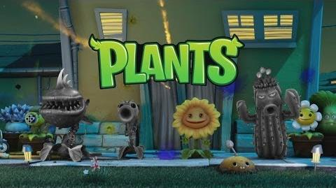 PvZ Garden Warfare Sunflower Breakdown