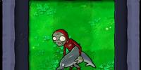 Dolphin Rider Zombie