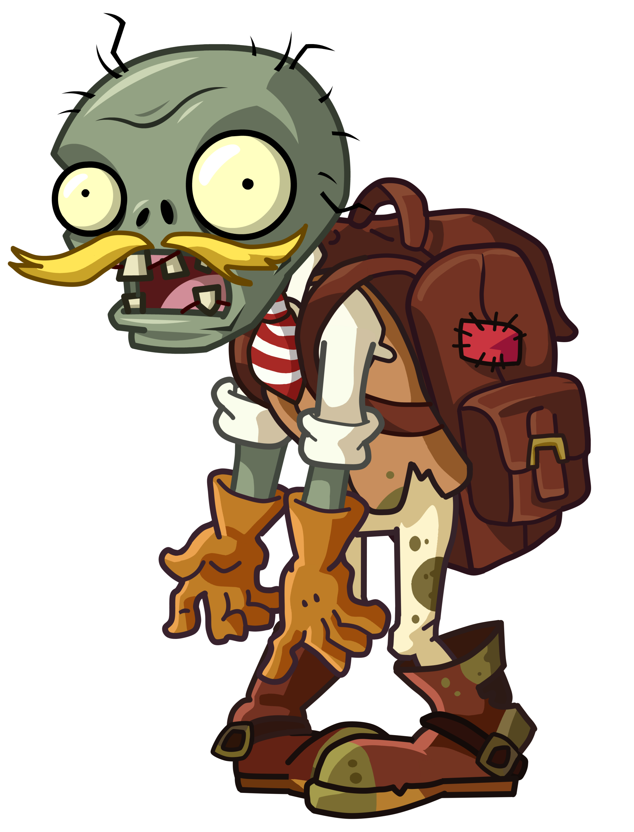 File:HD Adventurer Zombie.png