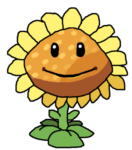 File:Sunflower Drawing.png