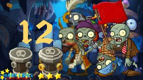 PvZ Online - Adventure Mode - Treasure Cave 12
