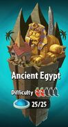 Ancient Egypt with Difficulty