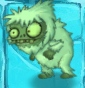 Fainted Yeti Imp