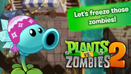 PvZ2 Letsfreezethosezombies WallpaperbyKh07
