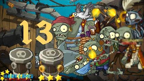 PvZ Online - Adventure Mode - Maritime Hegemony 13