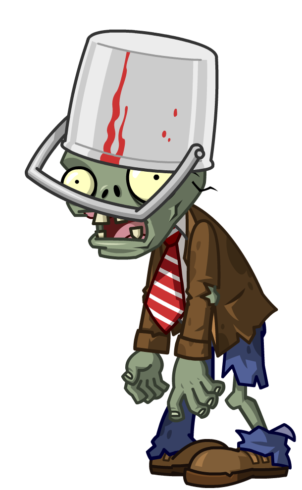 File:HD Buckethead Zombie.png