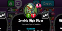 Zombie High Diver/Gallery