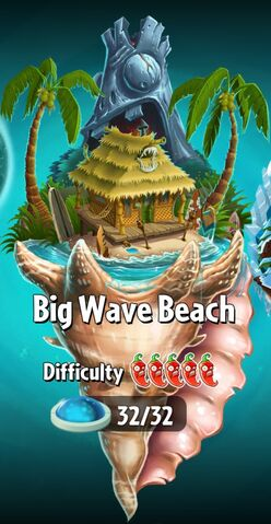 File:Big Wave Beach with Difficulty.jpg