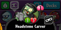 Headstone Carver