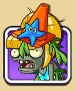 Bikini Conehead's icon