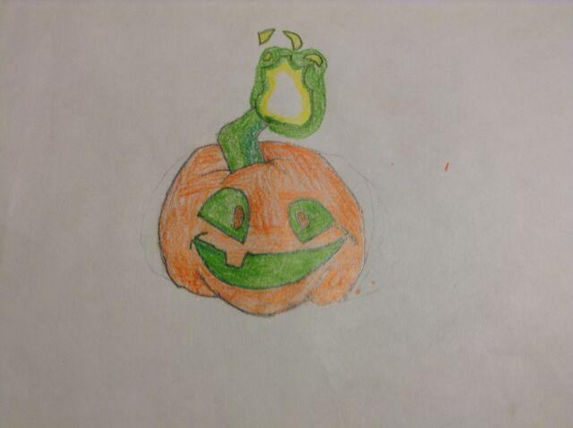 File:Drawing of Jack O'Lantern.jpeg