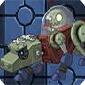Mechanical Wolf ZombieO