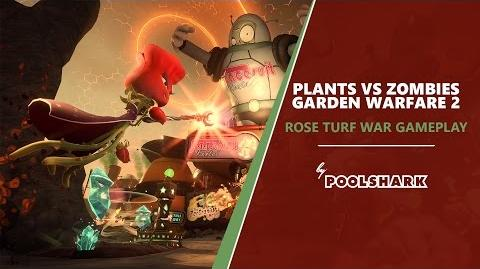 PvZ- Garden Warfare 2- OP Party Rose on Great White North