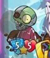 Strikethrough Vengeful Cyborg