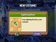 Getting Lightning Reed's Summer Costume