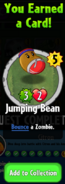 Earning Jumping Bean