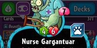 Nurse Gargantuar/Gallery