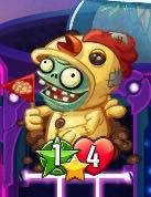 2 traits Team Mascot