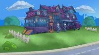 PvZ House Haunted 05