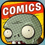 PvZ Comics app icon