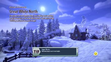 Great White North loading screen