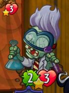 The Mad Chemist Is Giant and Crazier