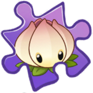 Power Lily Puzzle Piece