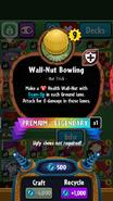 Wall-Nut Bowler