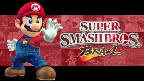 Main Theme (New Super Mario Bros.) - Super Smash Bros. Brawl